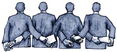 Magyarország a korrupciós lista 66. helyére került, amellyel Szenegállal osztozik