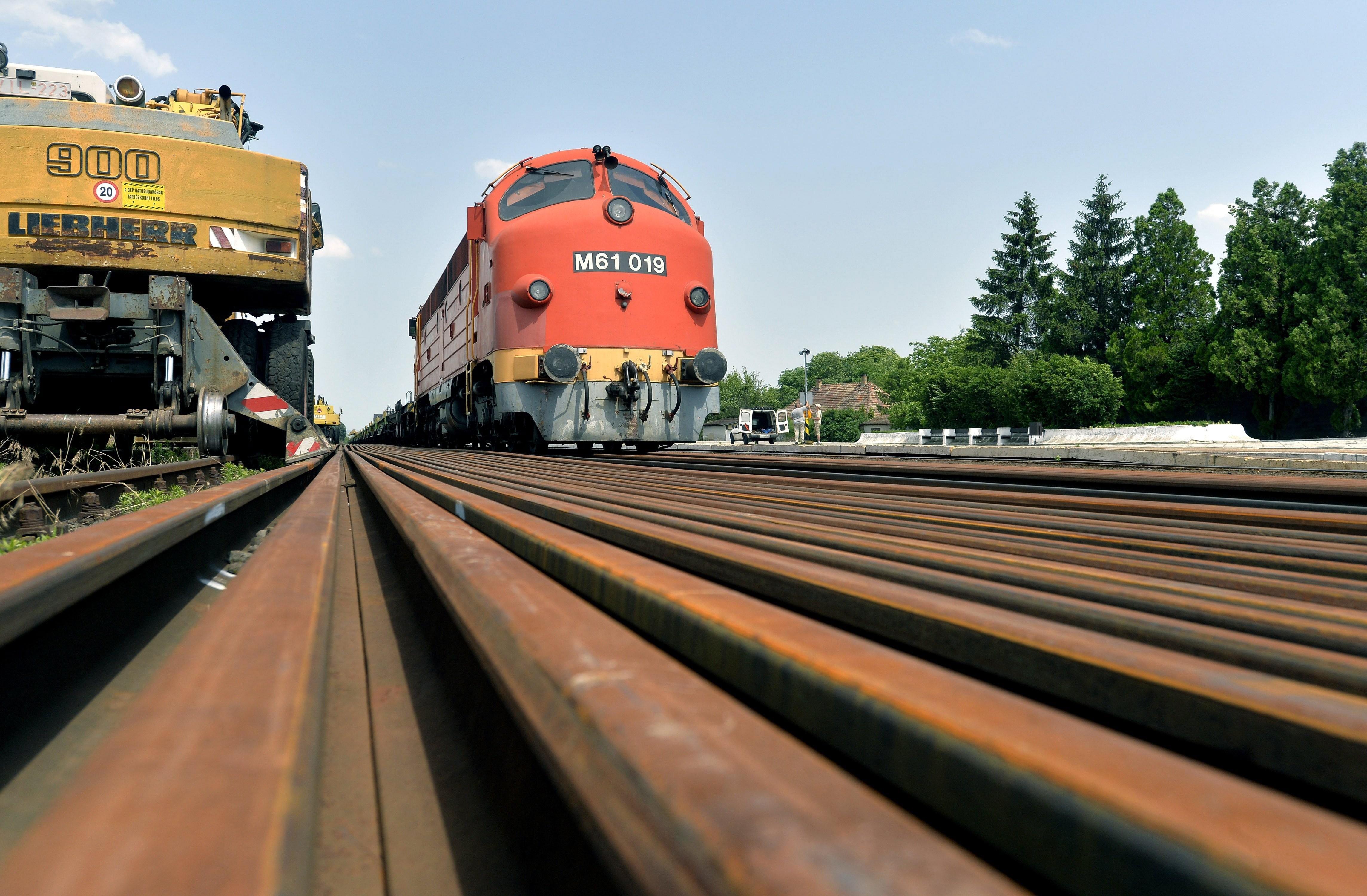 Halálos vonatbaleset történt Szentgotthárdnál