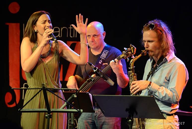 Megkezdődött a Lamantin Jazz Fesztivál és Improvizációs Tábor Szombathelyen