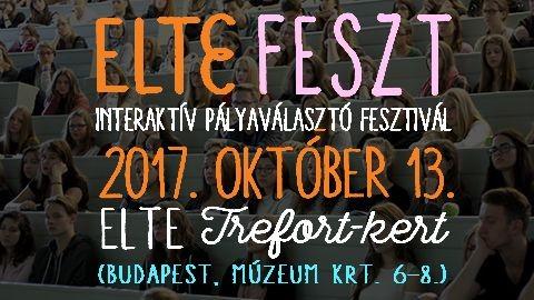 Idén október 13-án rendezik az ELTE nagyszabású nyílt napját
