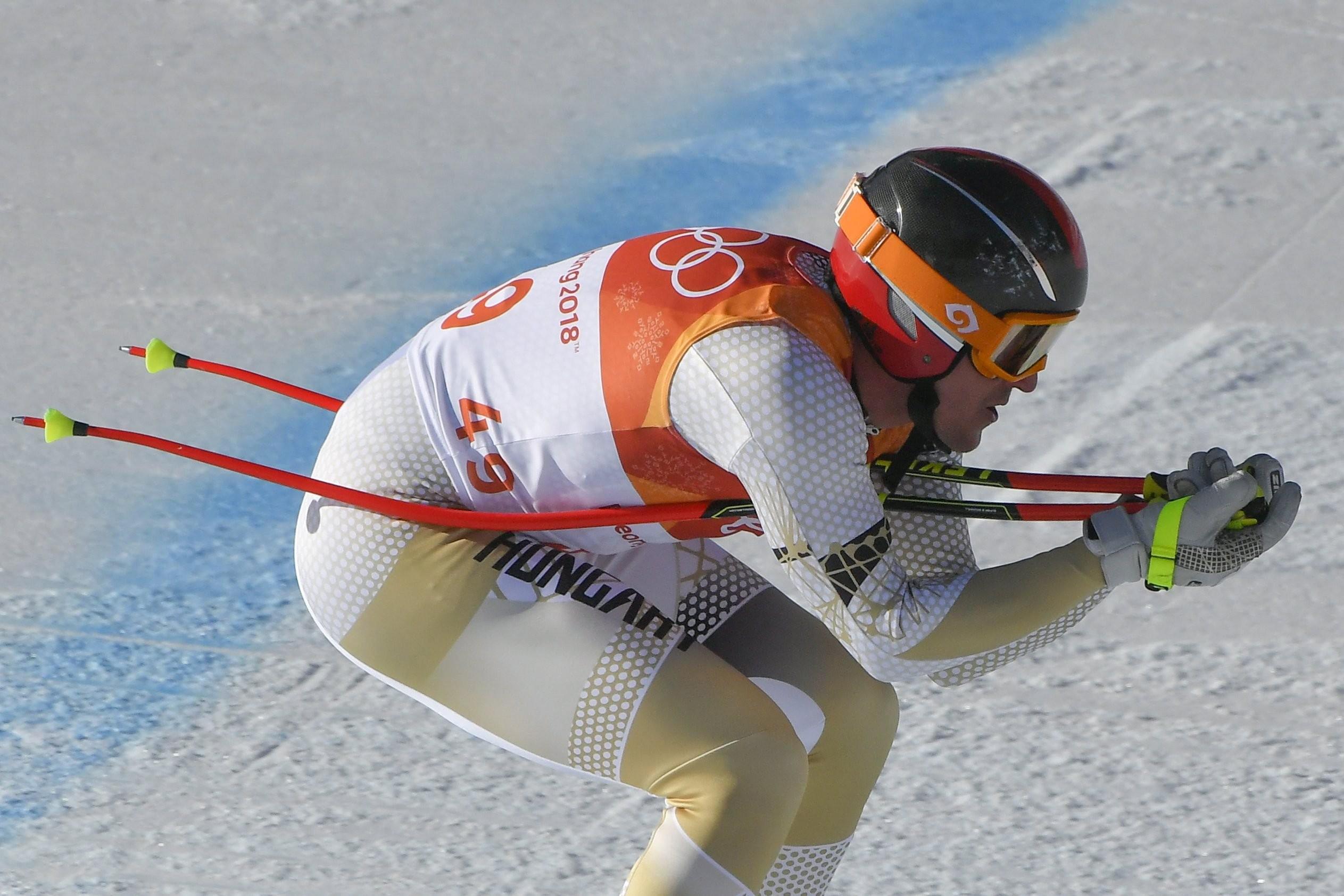 Téli olimpia, Phjongcshang 2018 - Az eddigi magyar eredmények