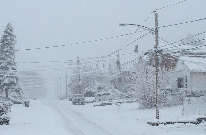 Havazás - Még mindig nincs áram 18 Vas és Zala megyei településen
