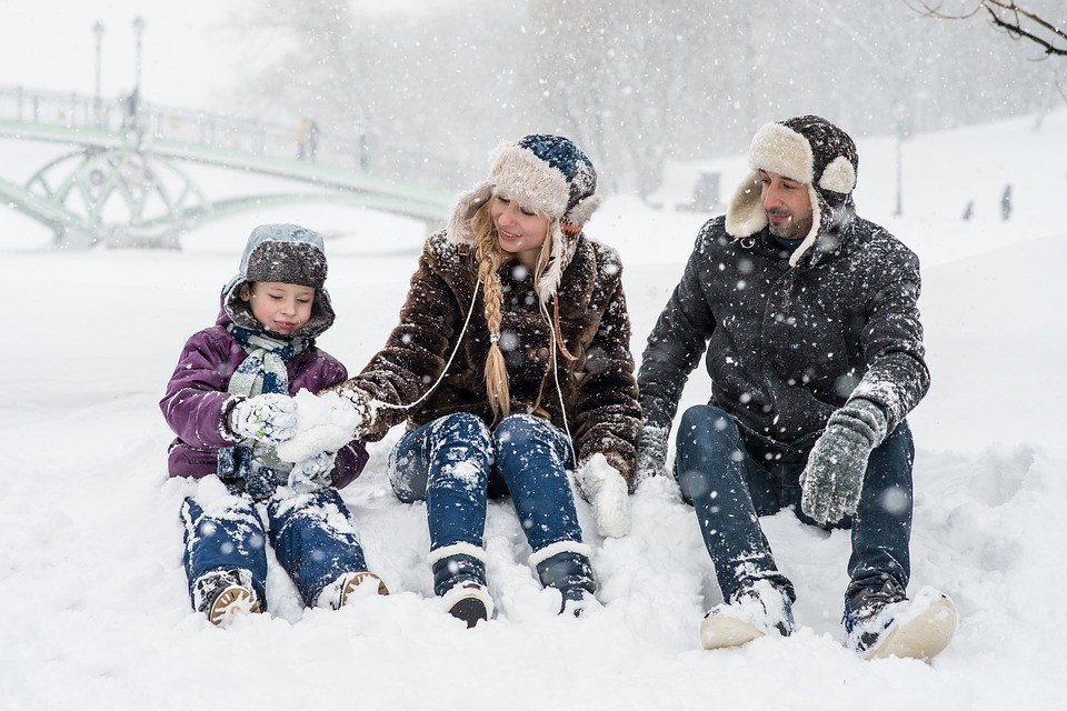 A gyerekek megehetik a frissen hullott havat?