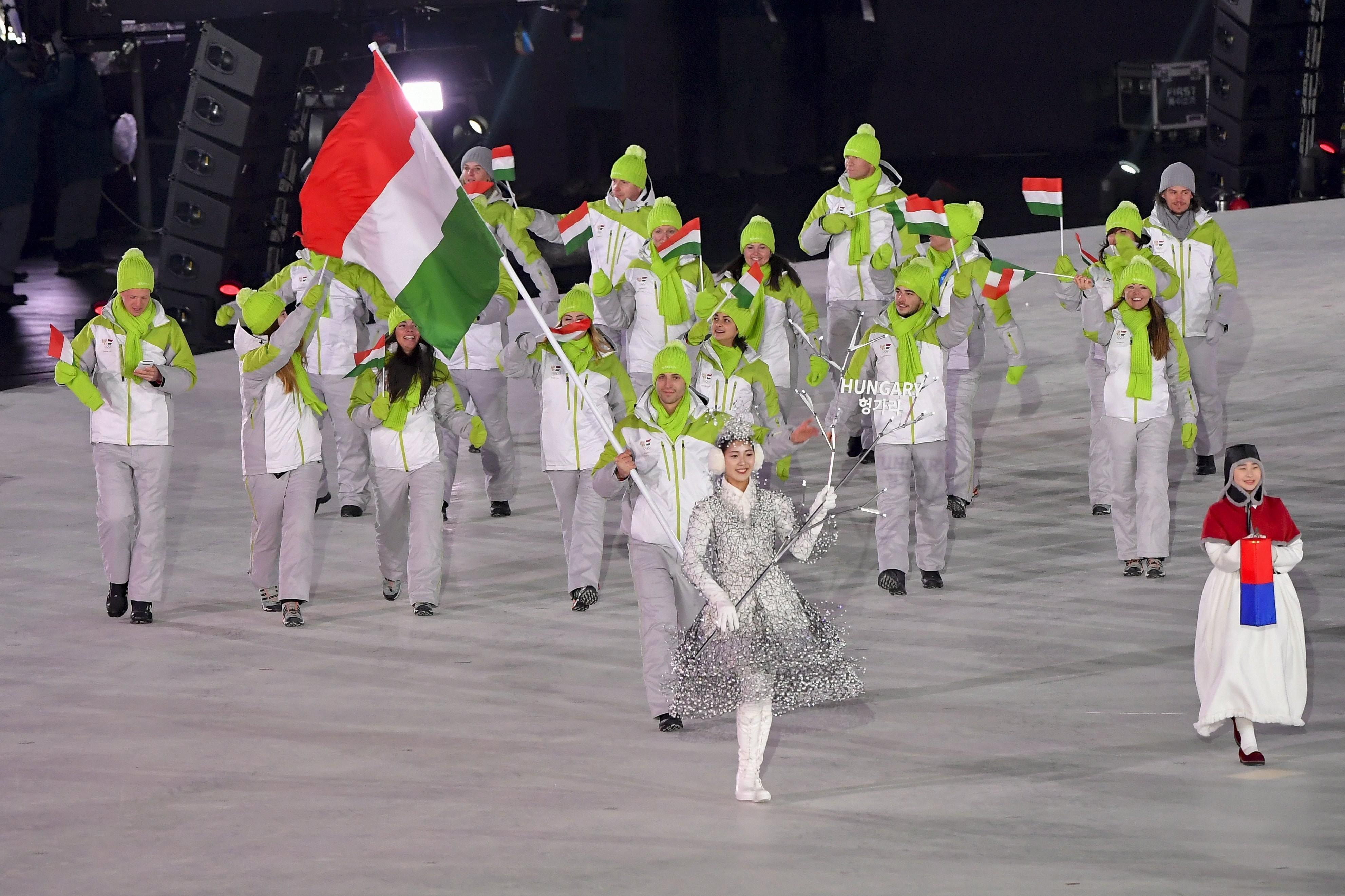 Megkezdődött a XXIII. téli olimpia a dél-koreai Phjongcshangban