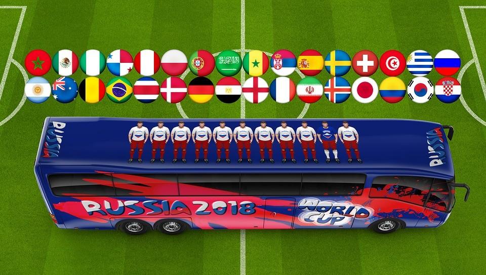 Labdarúgó-vb 2018 - Ekkor lesz a foci-vb megnyitója