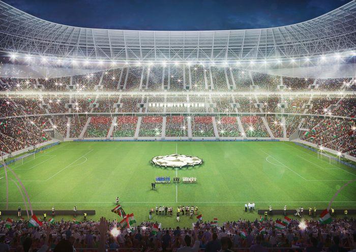 Még van jegy a Puskás Aréna következő meccsére
