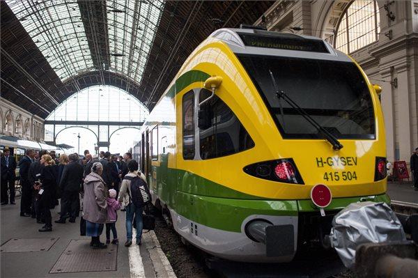 December 9-étől változik a vasúti menetrend