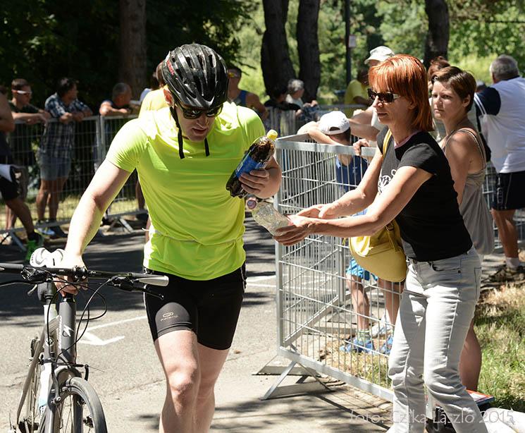 Hétvégén triatlonversenyt tartanak Szombathelyen