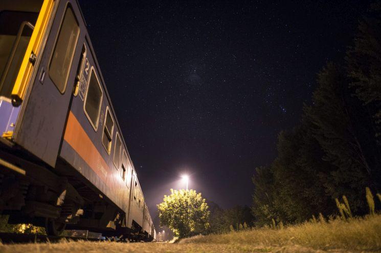 Halálos vonatgázolás történt Vas megyében