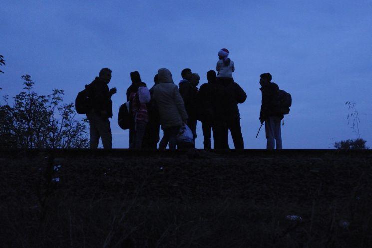 22 külföldi sétálgatott a román-magyar határon ma éjjel