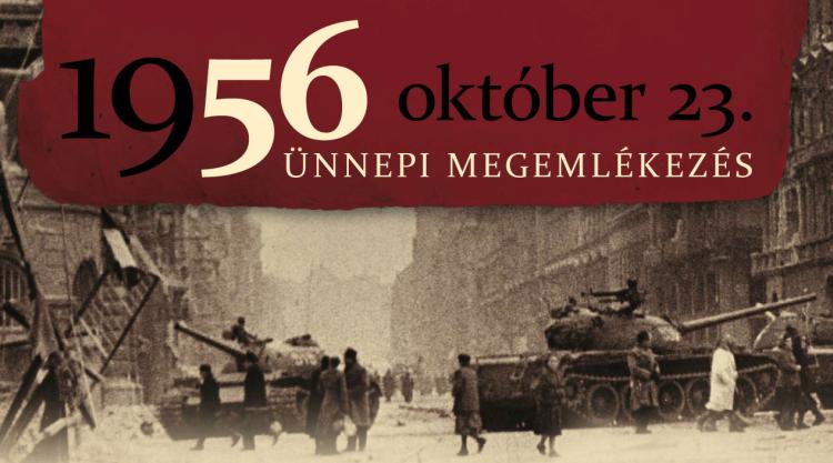 Az október 23-i ünnepségek Szombathelyen: programok, időpontok, helyszínek