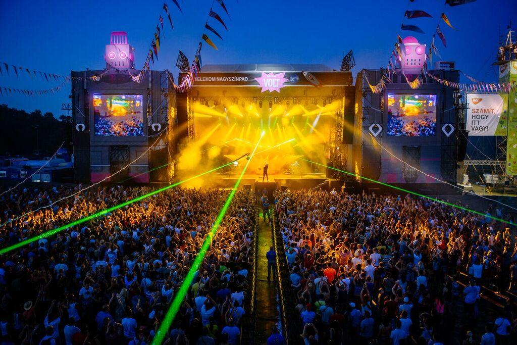 Strand Fesztivál Zamárdi - Újabb nagy nevek a nyári fesztiválon