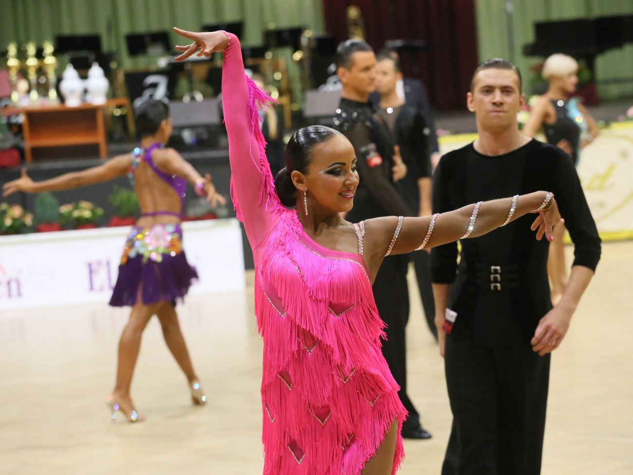 Szombaton lesz a Savaria táncverseny Szombathelyen