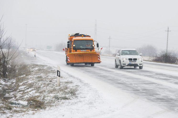 Havazás, hófúvás, ónos eső – riasztások, figyelmeztetések