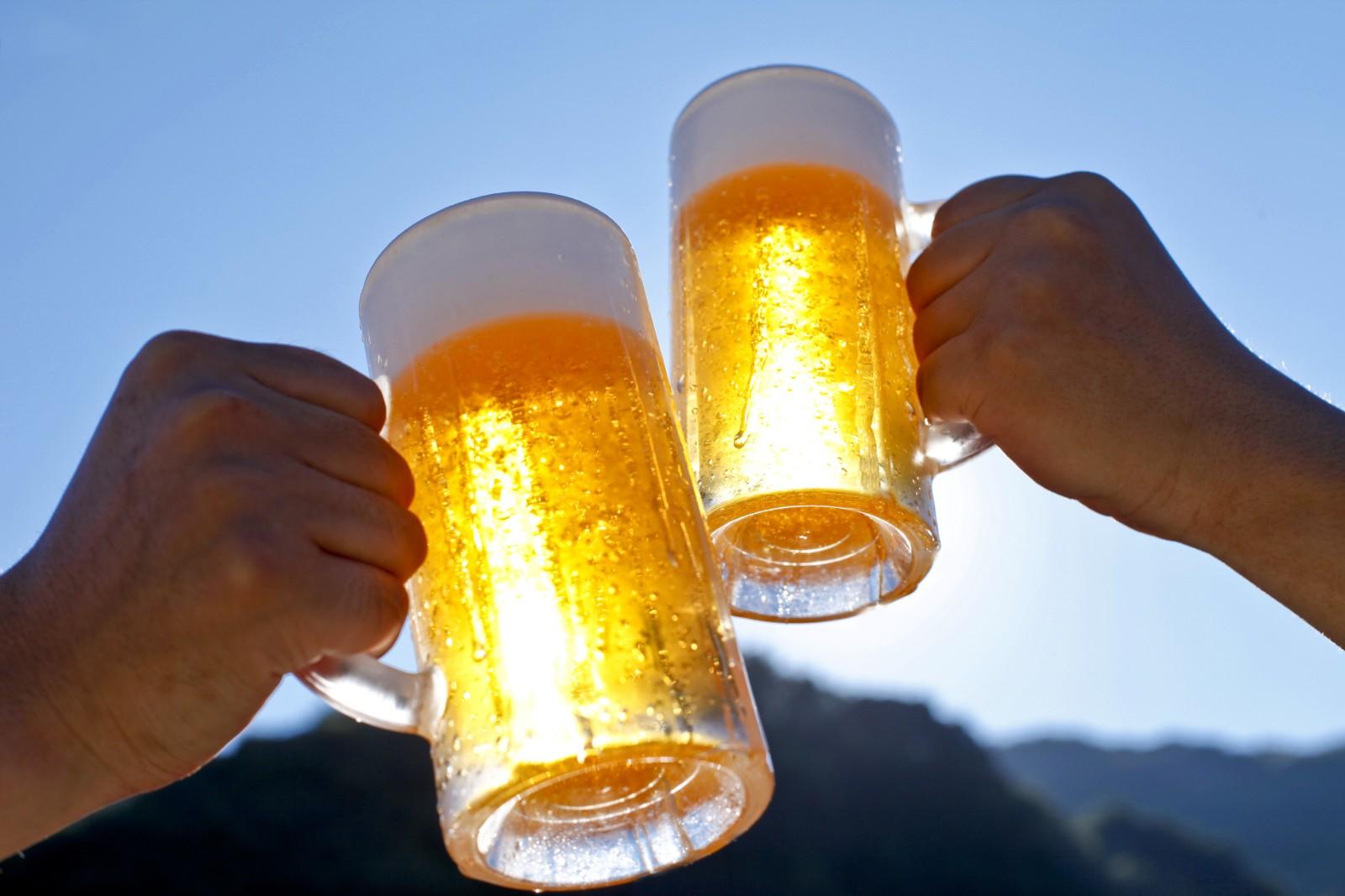 Ideje belehúzni - Kevesebb sör fogyott az idén