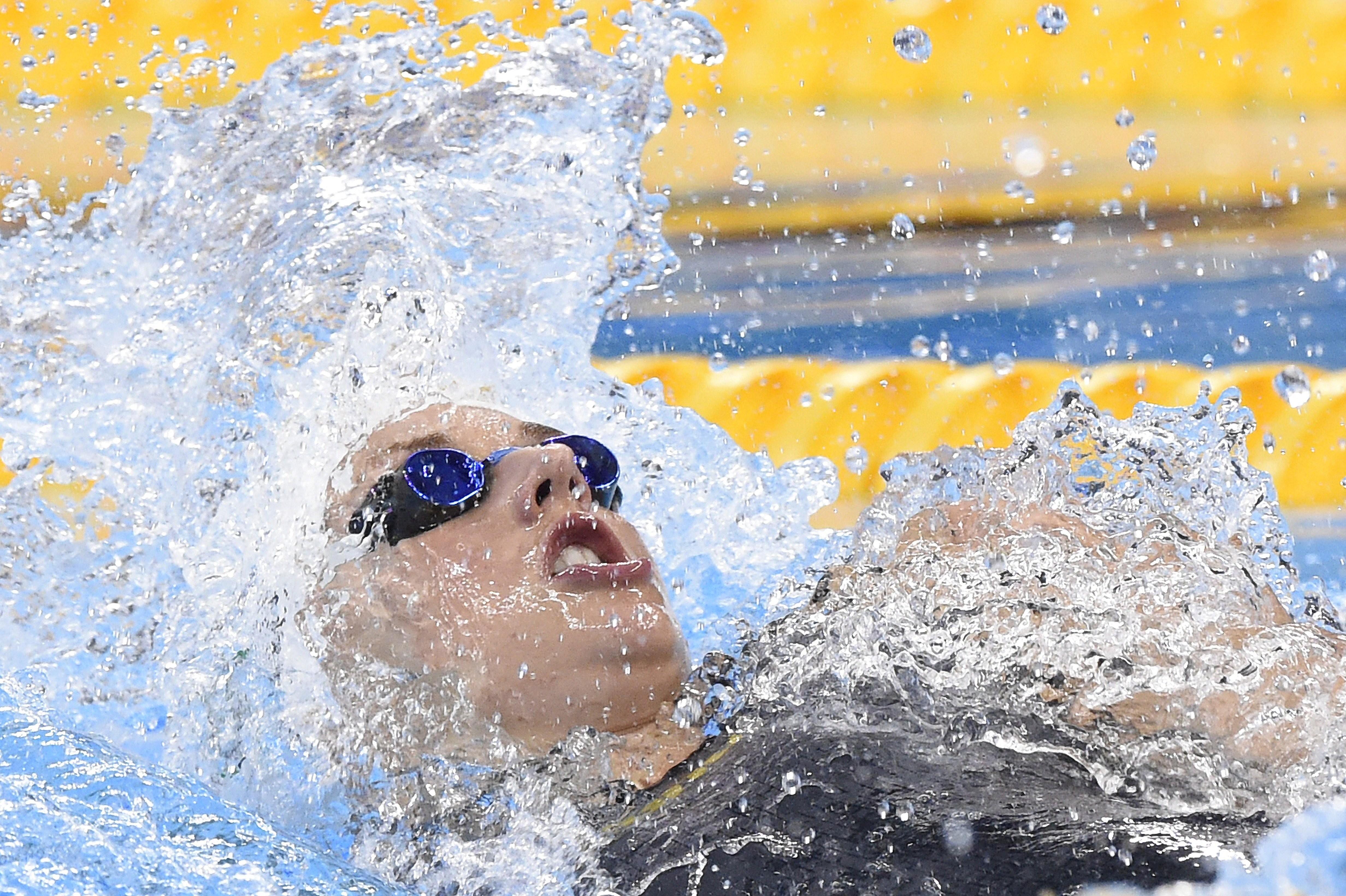 Úszó Eb - Hosszú Katinkának az úszás a kapaszkodó