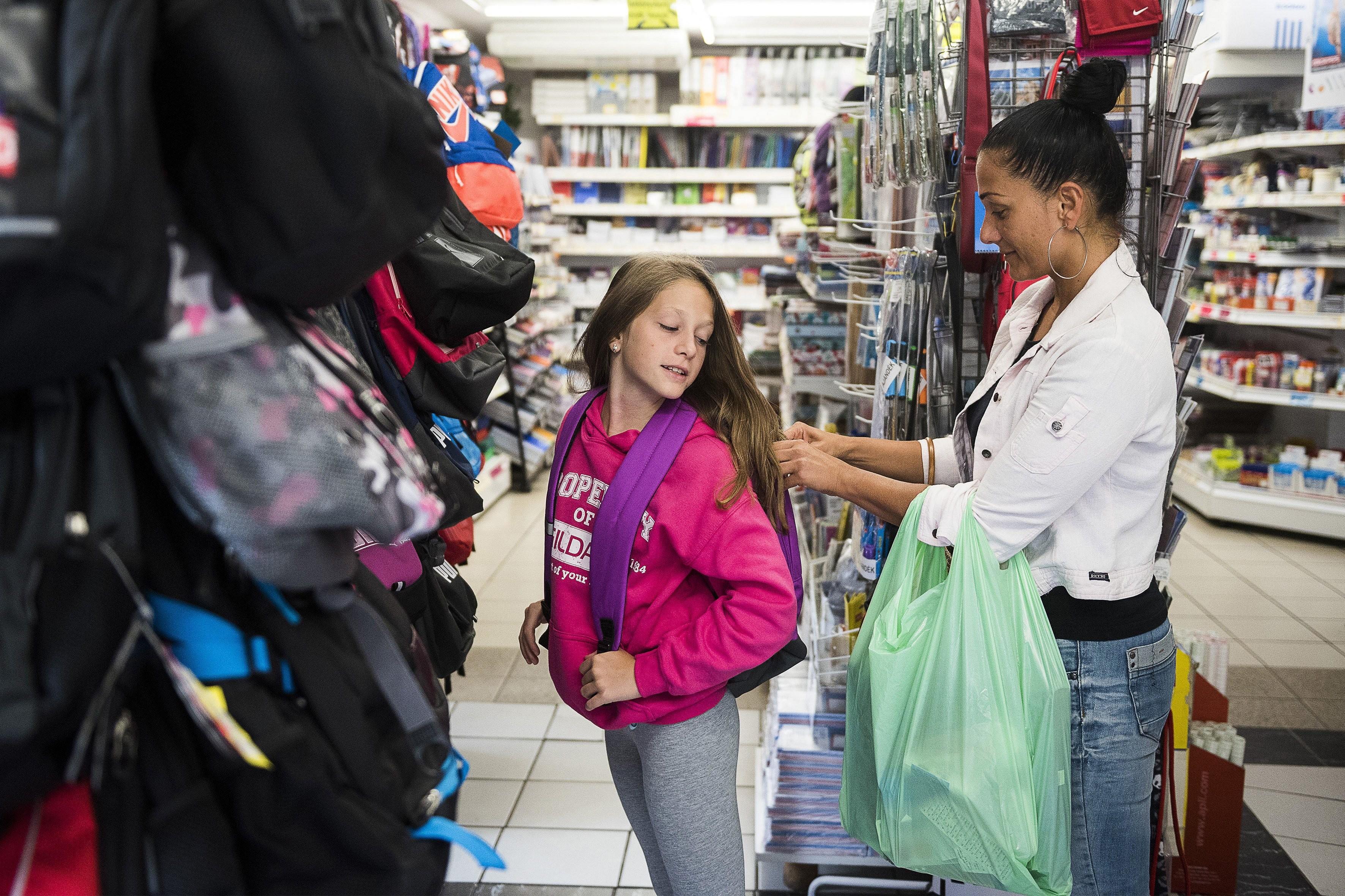Több tízezer forintot elköltenek a magyar családok az iskolakezdésre