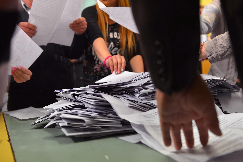 Választás 2018 - Több mint 1300 jelöltet vettek már nyilvántartásba az egyéni választókerületekben
