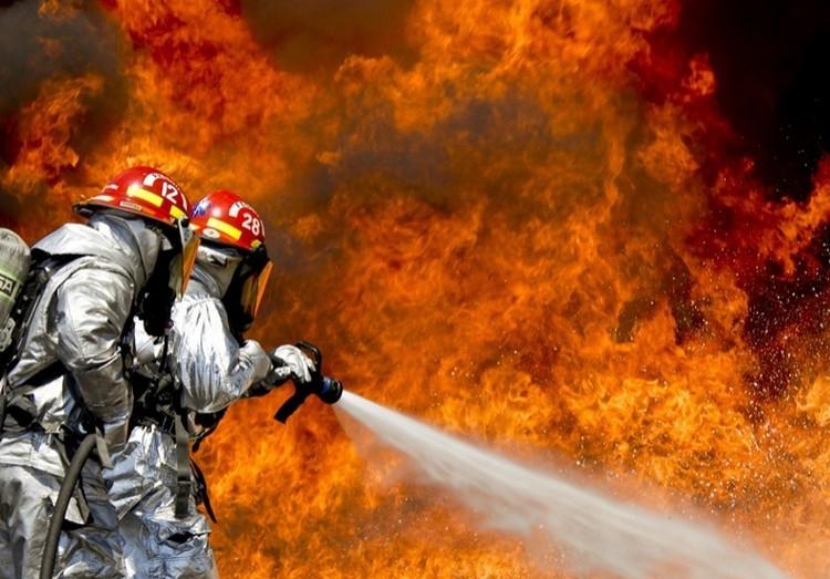 Két tűzhöz is riasztották a vasi tűzoltókat