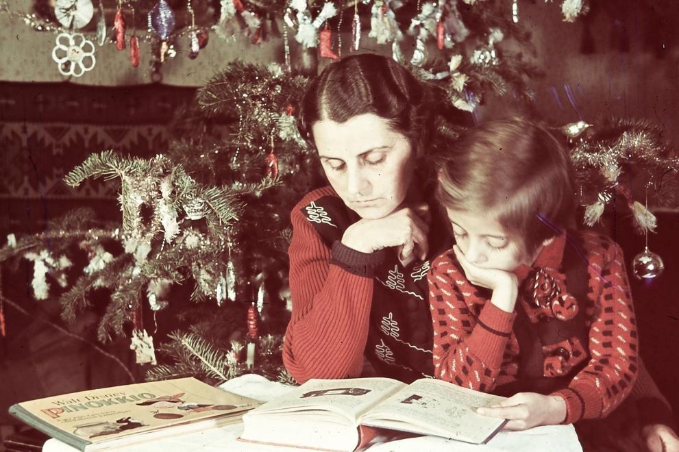 Ilyenek voltak a régi karácsonyok - képsorozat
