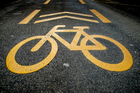 Hamarosan Rumig visz a kerékpárút
