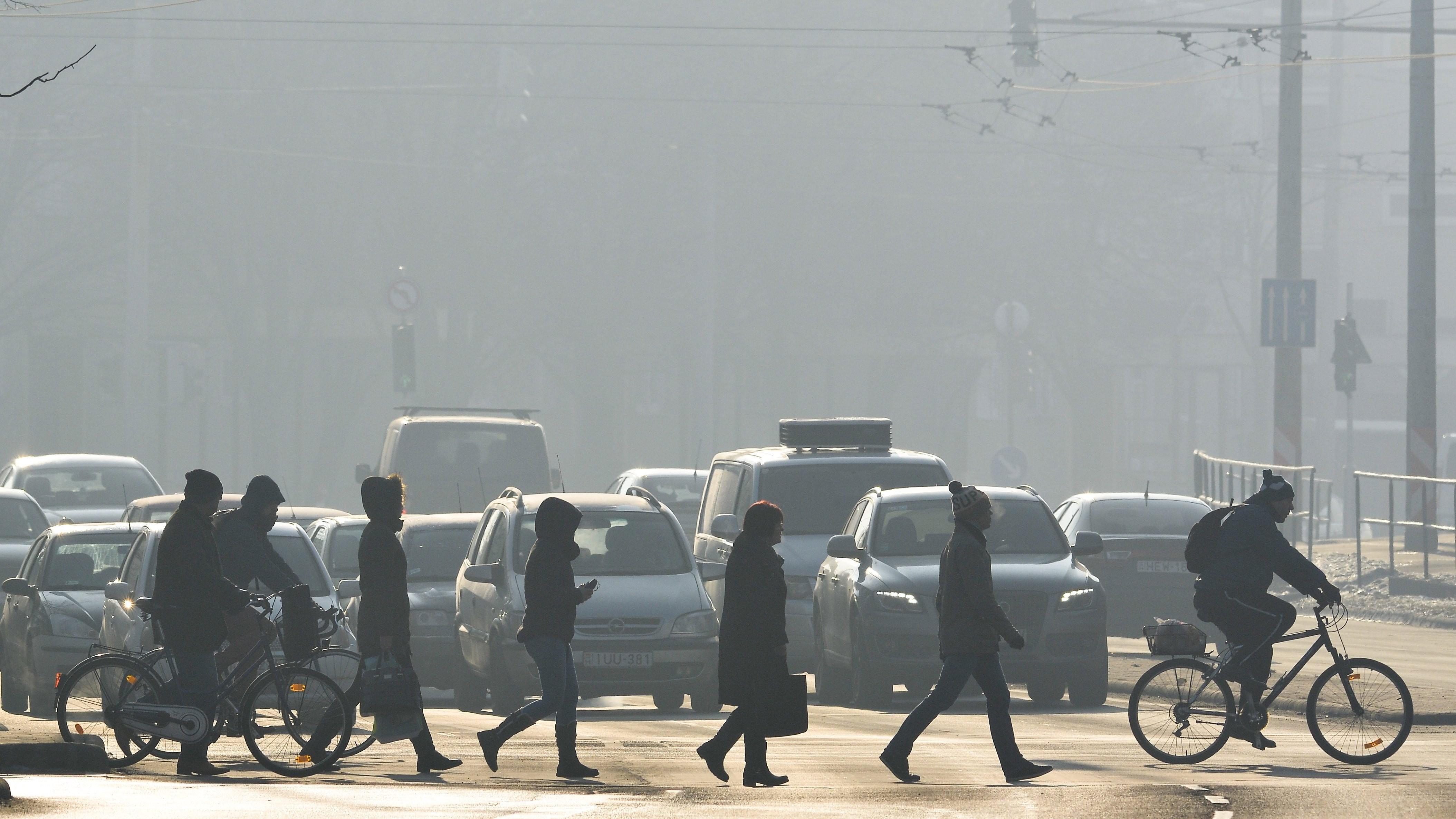 Világszerte ismét nőtt a légszennyezés