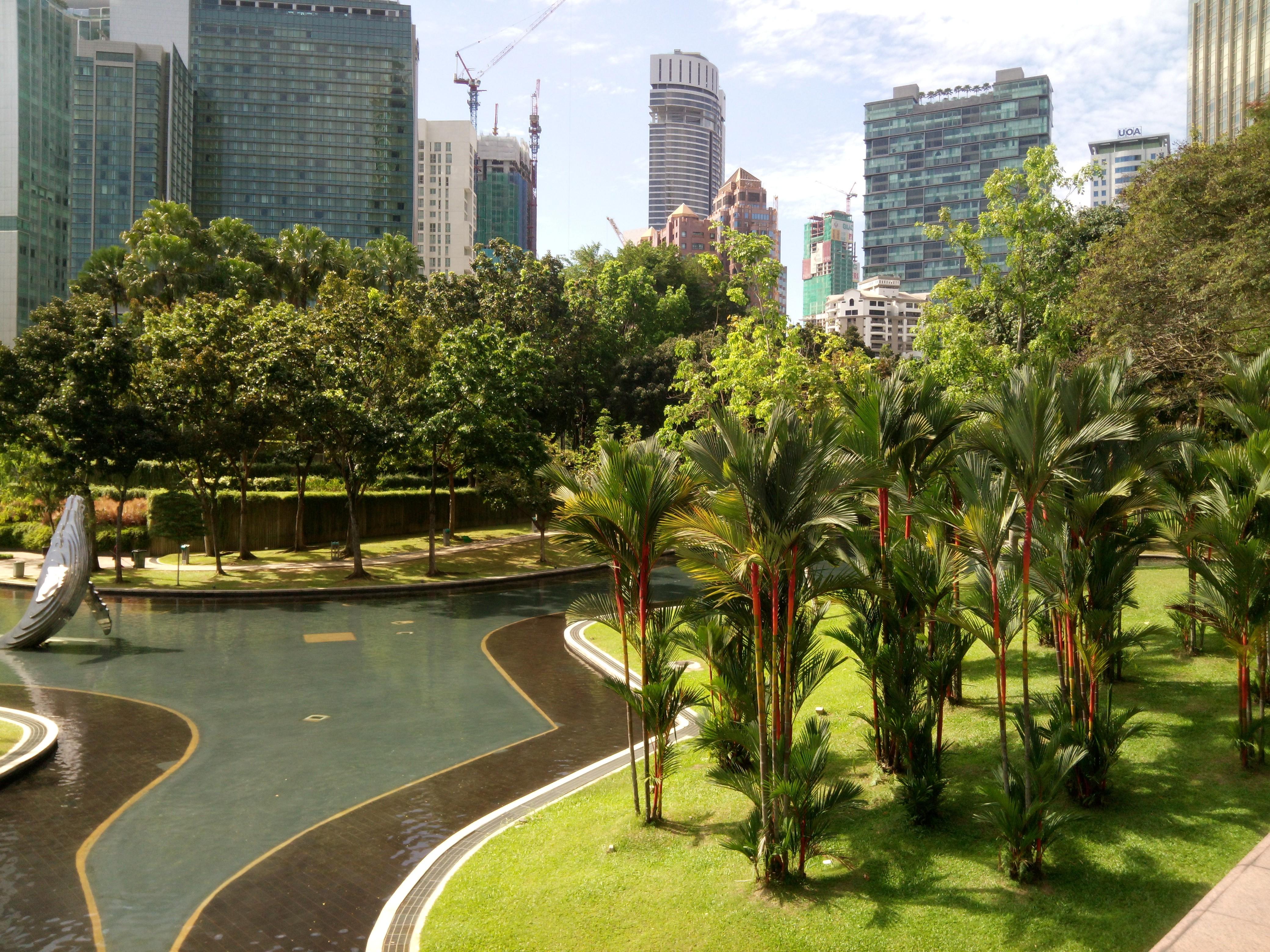 Malajzia 8 nap utazás, szállás, látnivalók - 1. Kuala Lumpur (képgalériával)