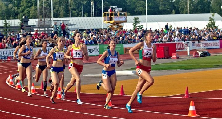 Atlétikai Eb - Eredmények 10000 méteren