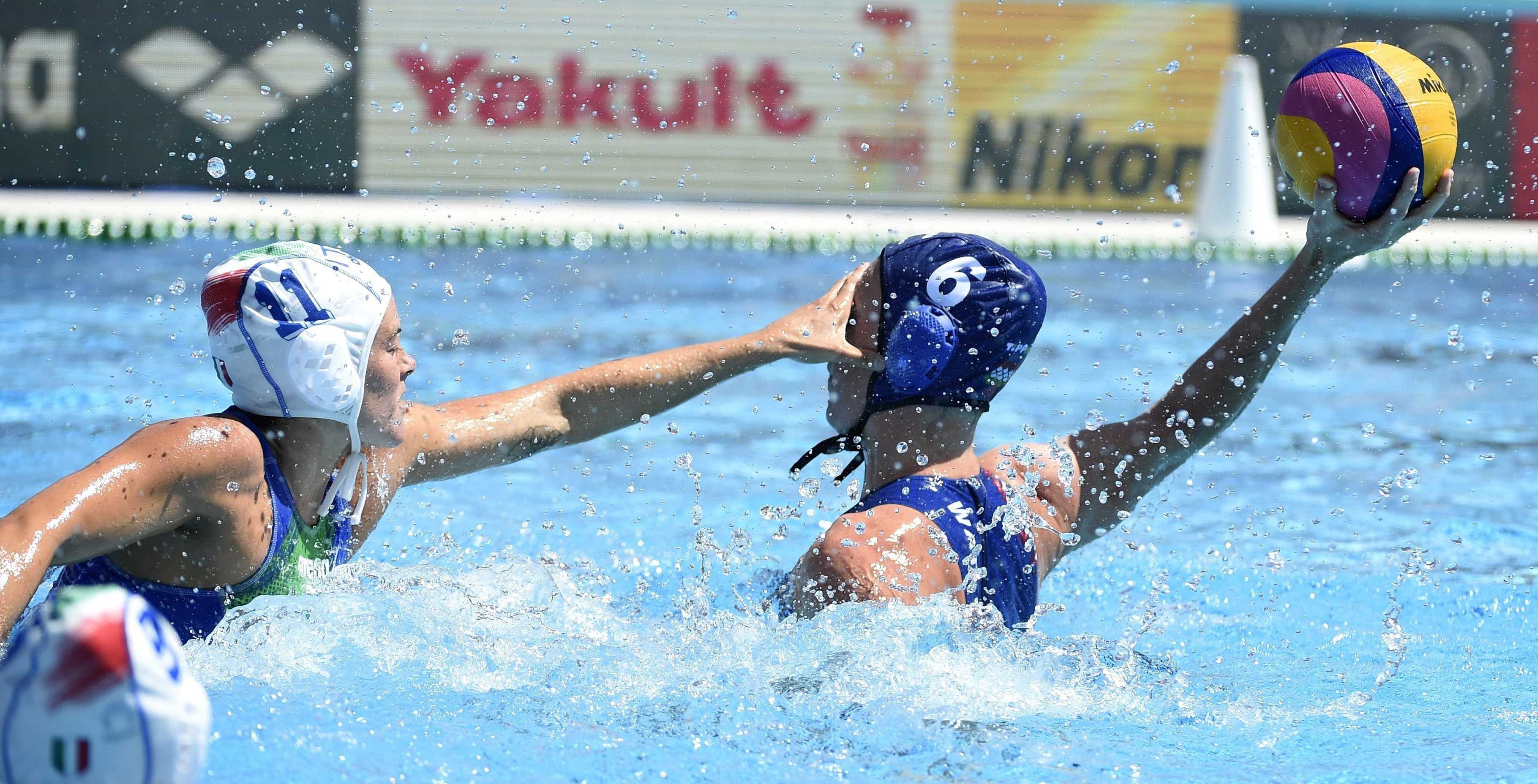 Vízilabda-Eb - A spanyolok nyertek a női tornán a harmadik fordulóban