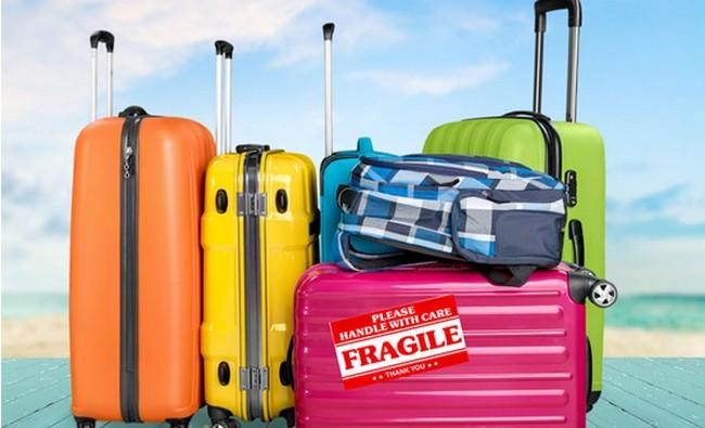 Tíz tipp, hogy a reptéren feladott bőröndje is oda érkezzen ahová Ön