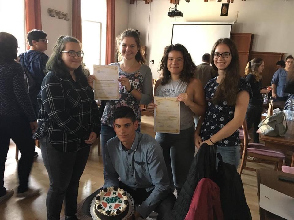 A Premontrei csapata nyerte a PTE egészségügyi vetélkedőjét