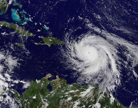 Irma elment, most Maria hurrikán pusztít a karibi térségben (videóval)