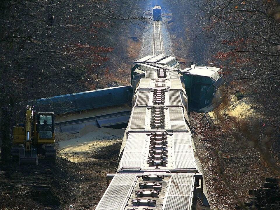 Két vonat ütközött Svájcban