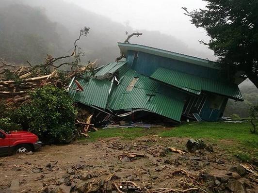 Elérte az amerikai partokat az idei negyedik hurrikán