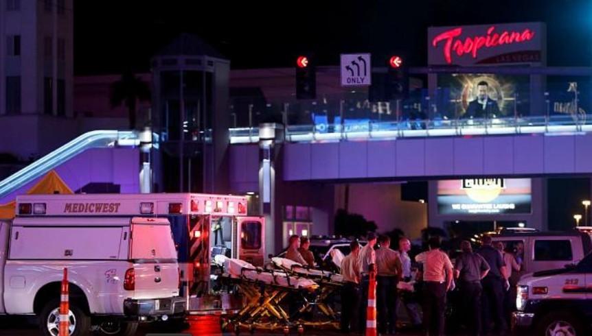 Halottak, sérültek - lövöldözés volt egy Las Vegas-i kaszinónál