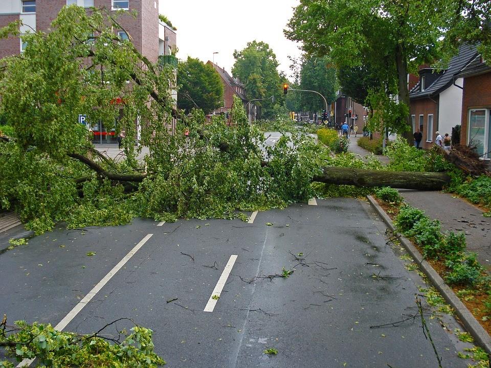 Komoly károkat okozott a vasárnapi vihar