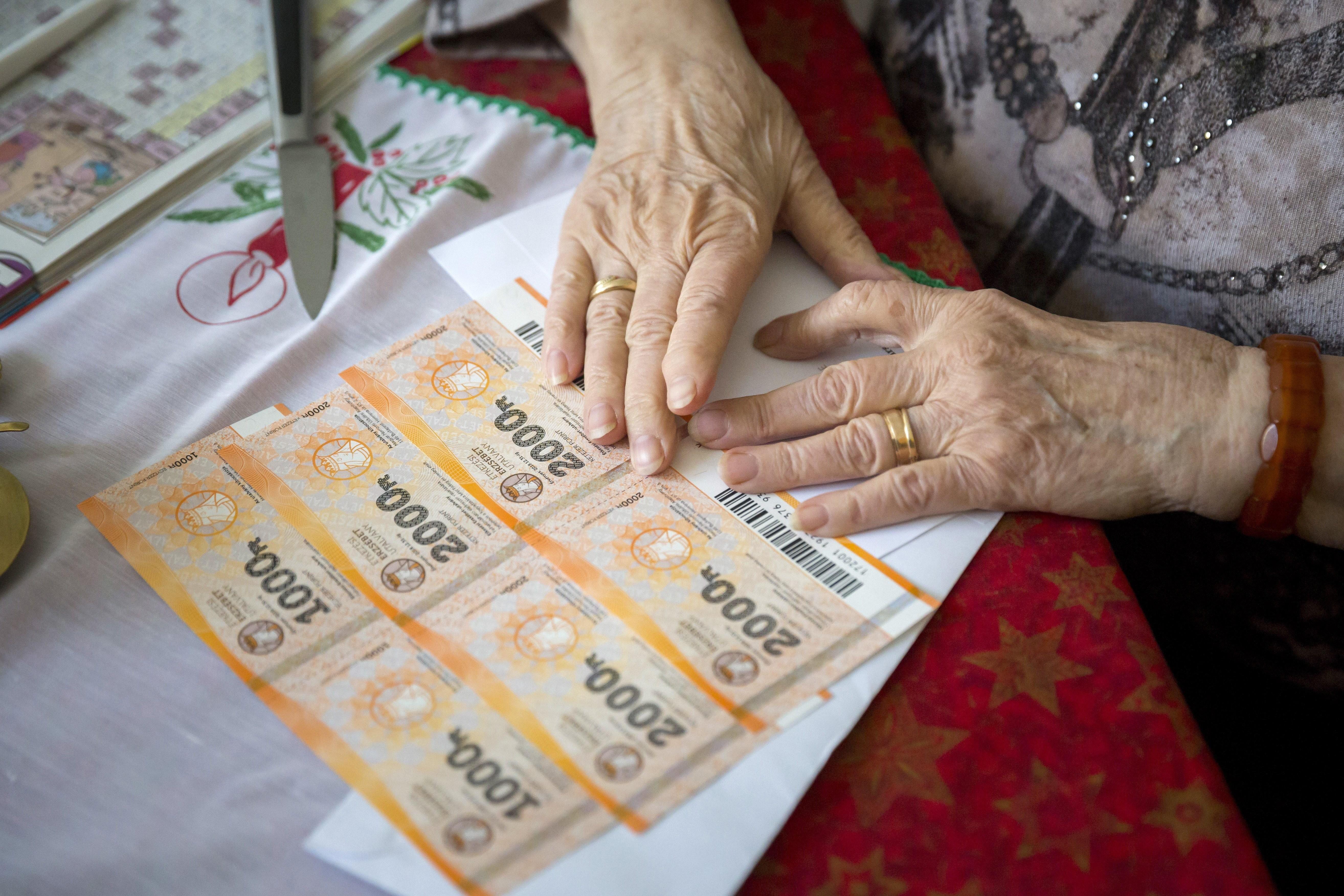 Minden nyugdíjast érint ez a bejelentés