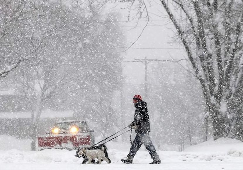 Időjárás-előrejelzés: Sarkvidéki hidegbetörés várható - Mínusz 20 fok is lehet