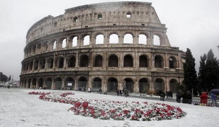 Havazott Rómában