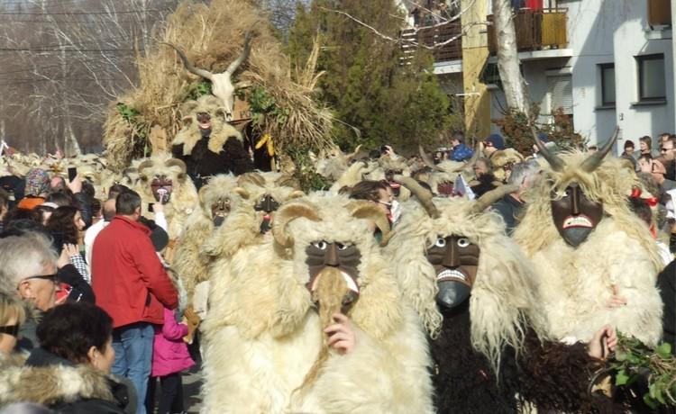Mohácson már a tél végét ünneplik