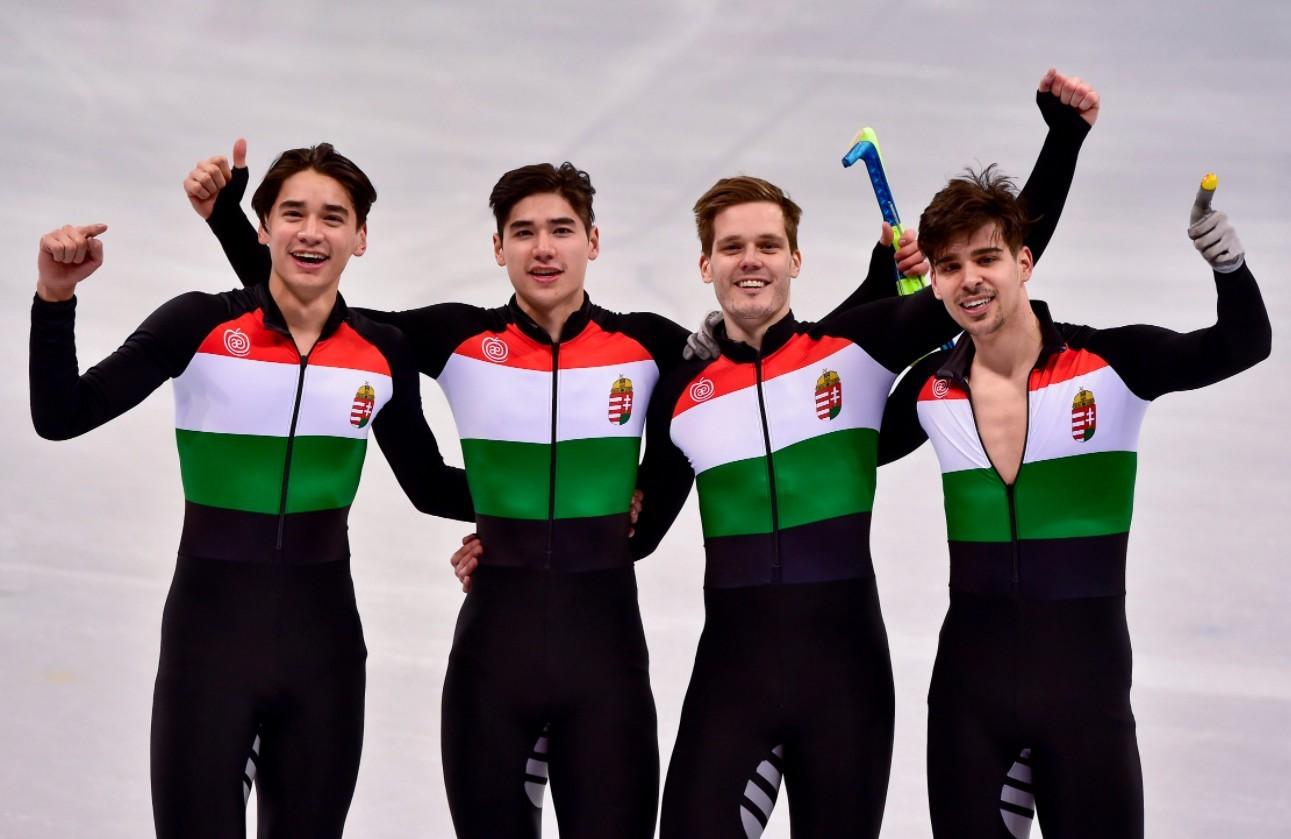 Phjongcshang 2018 - Megvan az első magyar aranyérem a téli olimpián