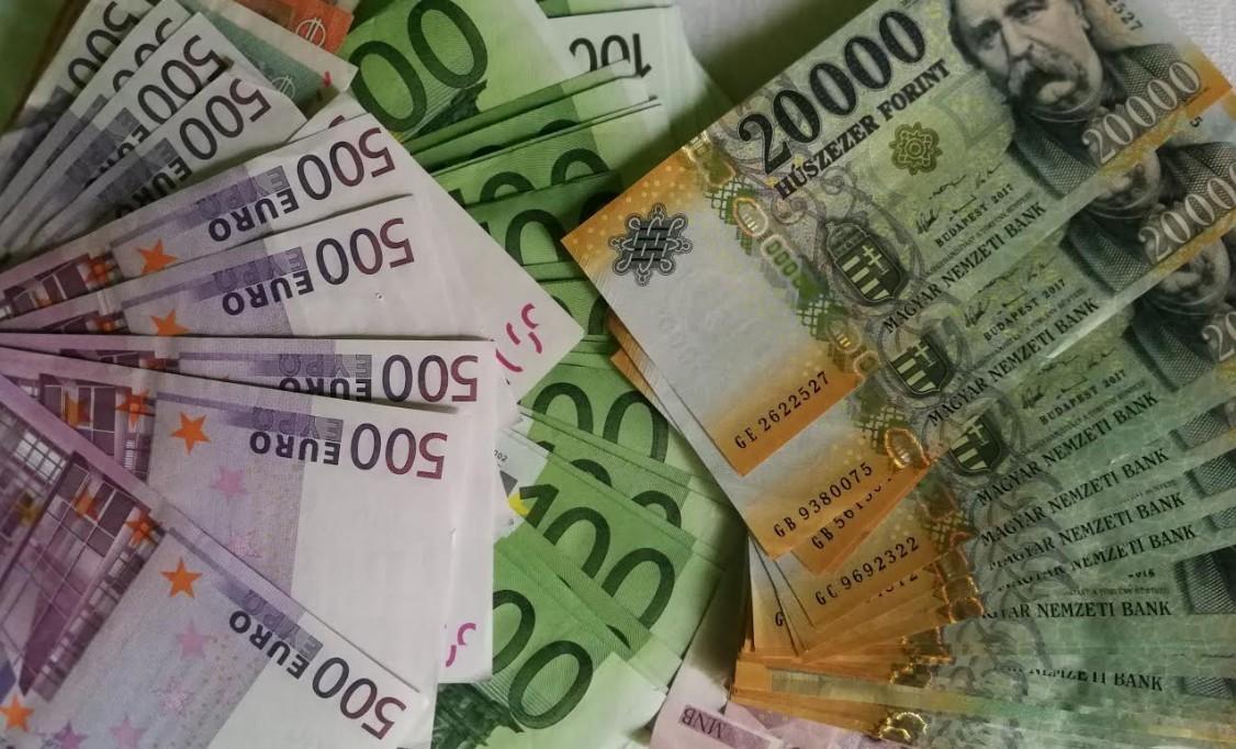 Devizapiac Az Idei Leggyengébb árfolyama Közelében A Forint