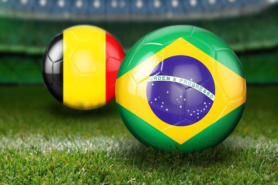 Labdarúgó-vb 2018 - Belga-francia elődöntő lesz