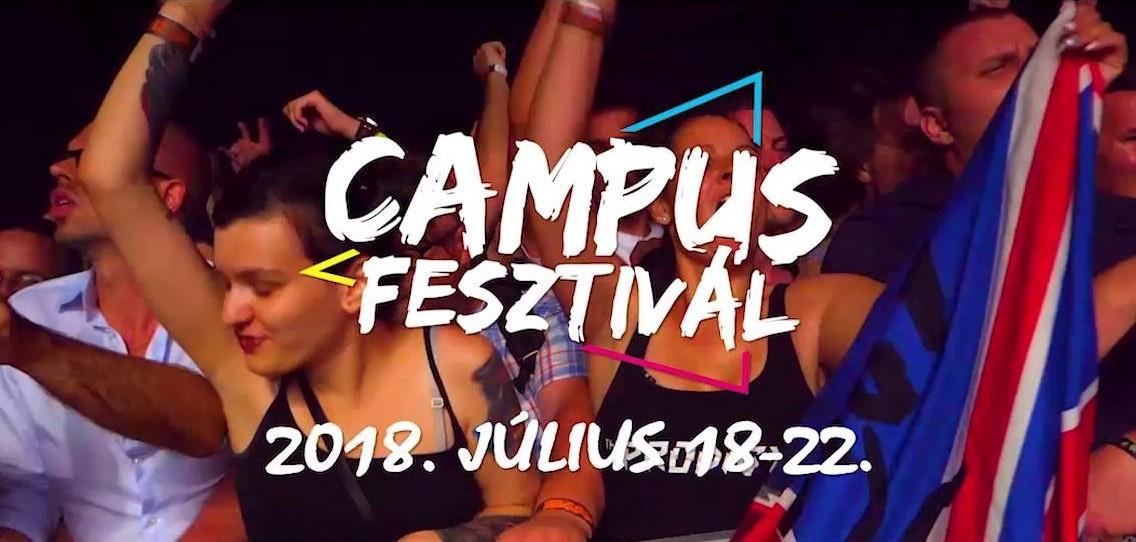 Campus Fesztivál - 108 ezren buliztak Debrecenben az idén
