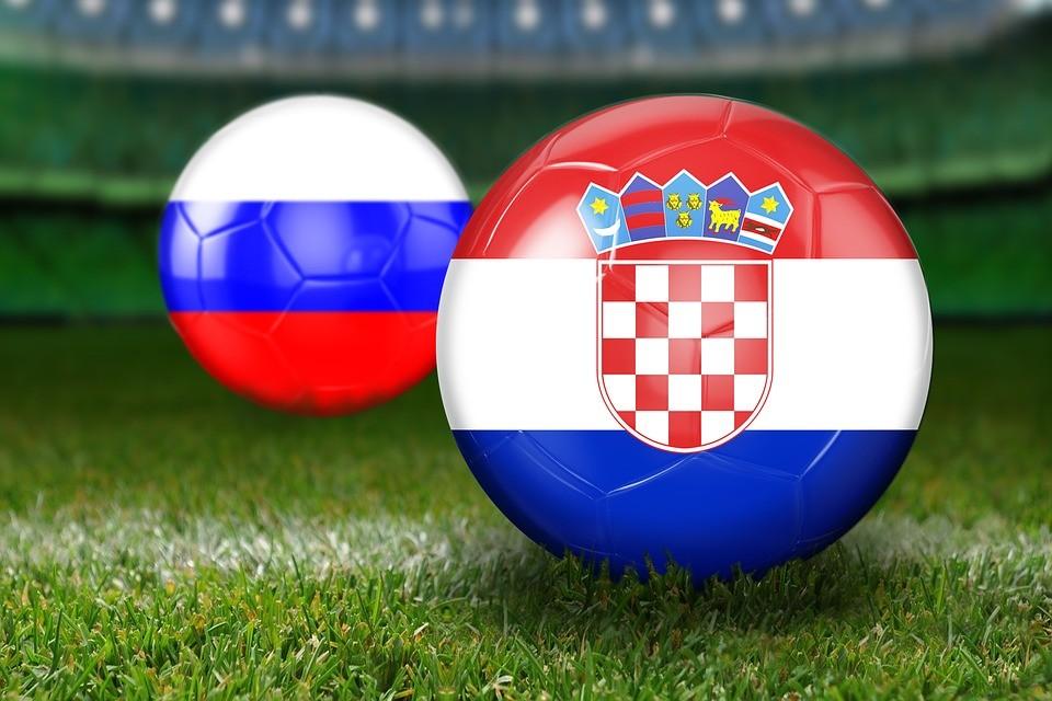 Labdarúgó-vb 2018 - Elődöntőben a horvátok, búcsúztak az oroszok