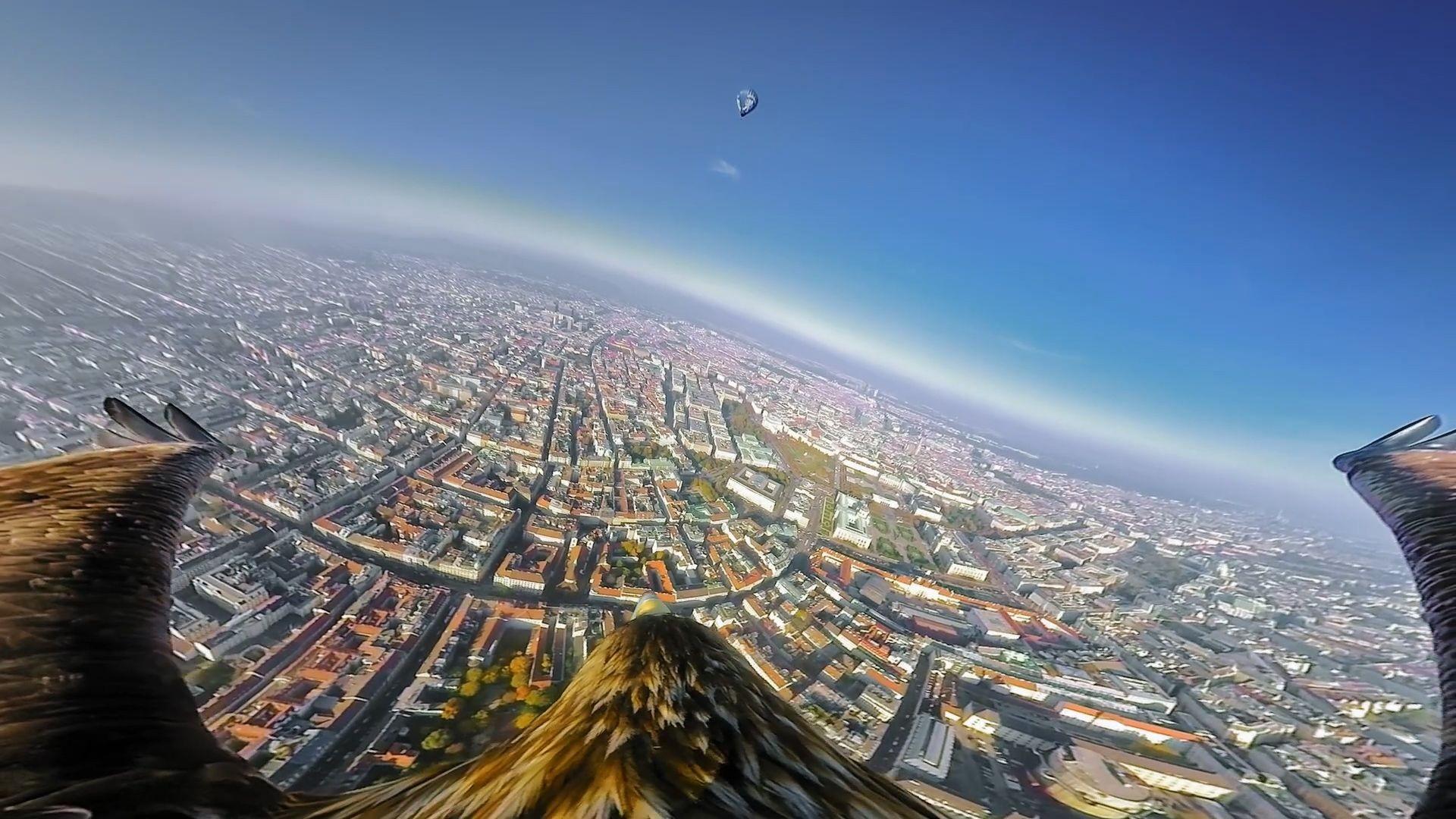 Különleges 360 fokos videó Bécsről