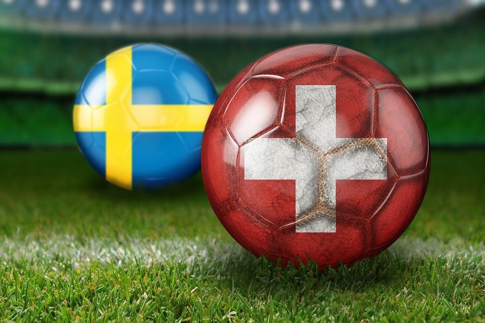 Labdarúgó-vb 2018 - A Svédország-Svájc nyolcaddöntő eredménye