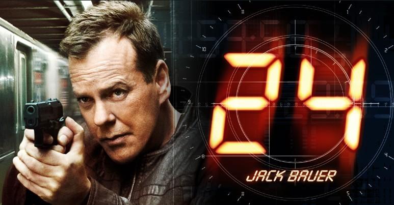 24 sorozat - Jack Bauer visszatér a képernyőre