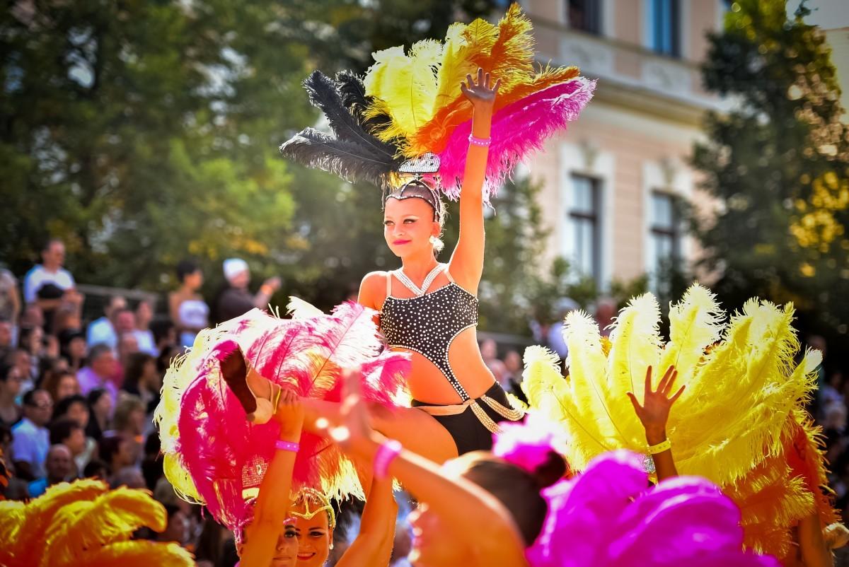 Debreceni Virágkarnevál - Debreceni programok augusztus 18-21-ig