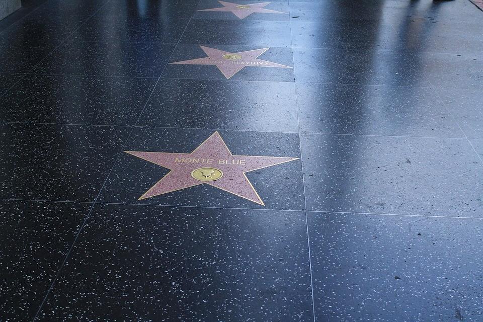 Érdekességek a hollywoodi hírességek sétányáról